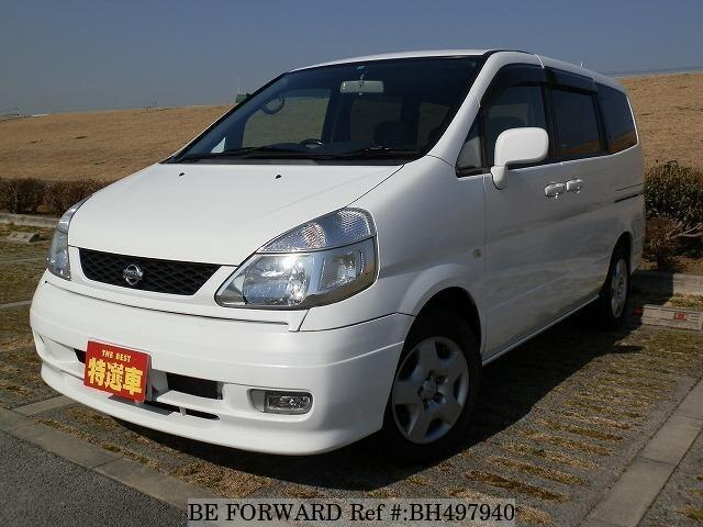 Used 2001 NISSAN SERENA BH497940 for Sale