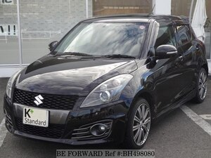 Used 2014 SUZUKI SWIFT BH498080 for Sale