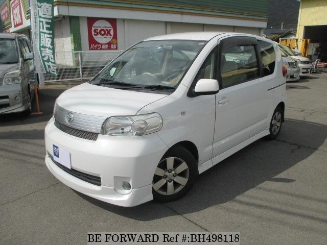 Used 2007 TOYOTA PORTE BH498118 for Sale