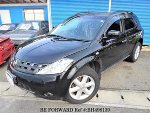 Used 2005 NISSAN MURANO BH498139 for Sale