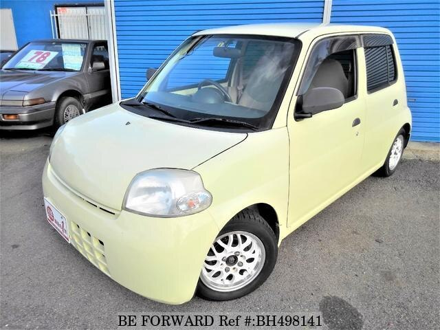 Used 2006 DAIHATSU ESSE BH498141 for Sale