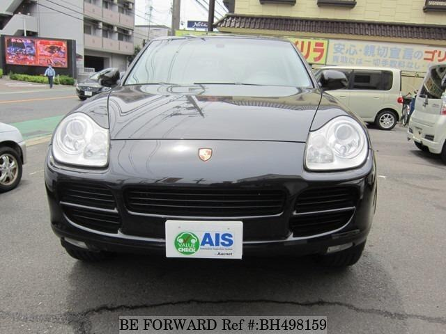 Used 2005 PORSCHE CAYENNE BH498159 for Sale