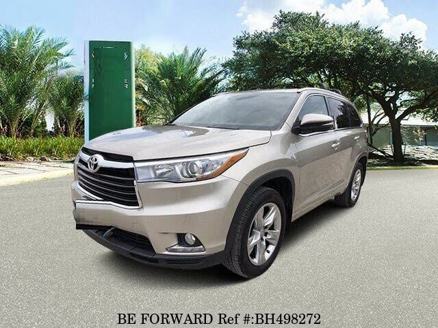 Used 2015 TOYOTA HIGHLANDER BH498272 for Sale