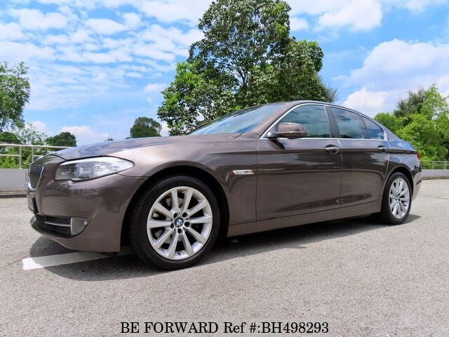 Used 2011 BMW 5 SERIES BH498293 for Sale