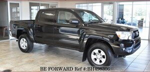 Used 2014 TOYOTA TACOMA BH498306 for Sale