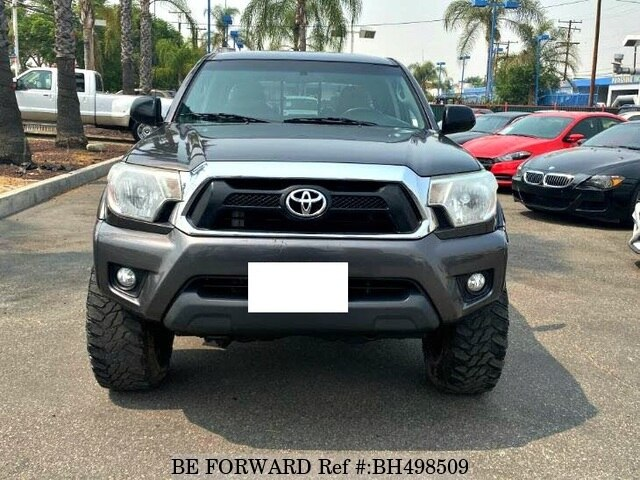 Used 2014 TOYOTA TACOMA BH498509 for Sale