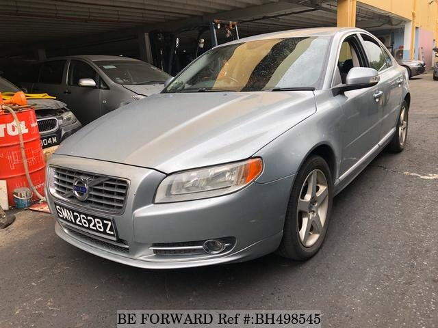 Used 2010 VOLVO S80 BH498545 for Sale