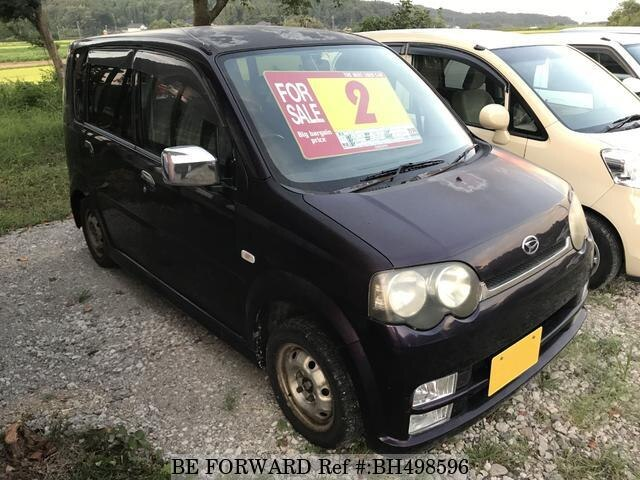 Used 2003 DAIHATSU MOVE BH498596 for Sale