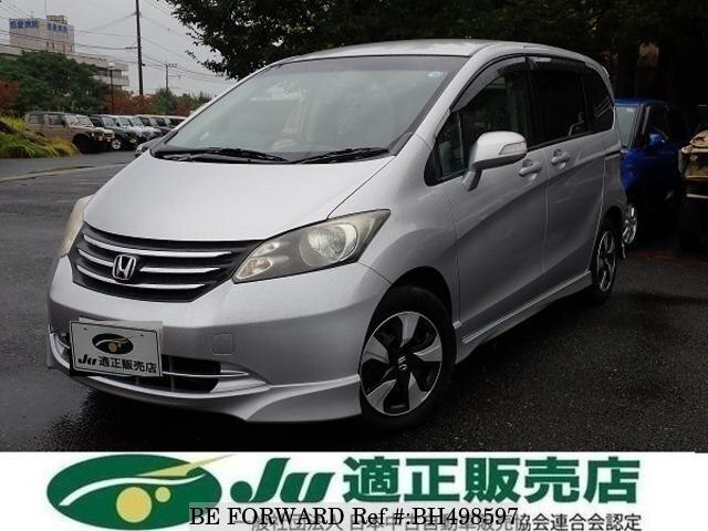 Used 2009 HONDA FREED BH498597 for Sale
