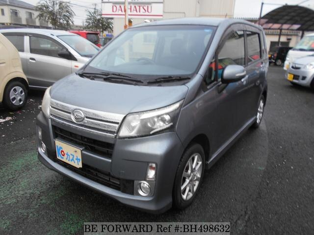Used 2013 DAIHATSU MOVE BH498632 for Sale
