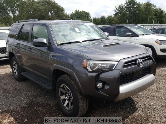 Used 2020 TOYOTA 4RUNNER BH498652 for Sale