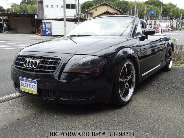 Used 2003 AUDI TT ROADSTER BH498734 for Sale