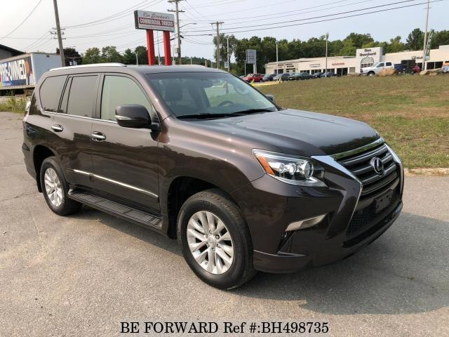 Used 2014 LEXUS GX 470 BH498735 for Sale