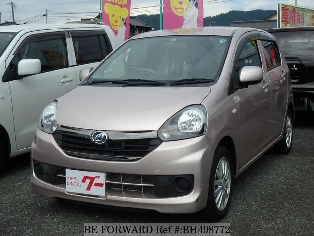 Used 2015 DAIHATSU MIRA ES BH498772 for Sale