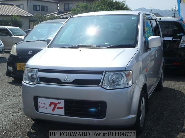 Used 2007 MITSUBISHI EK WAGON BH498777 for Sale