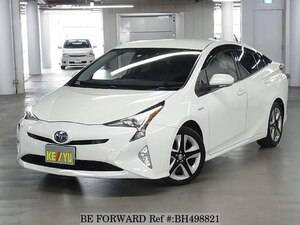 Used 2016 TOYOTA PRIUS BH498821 for Sale