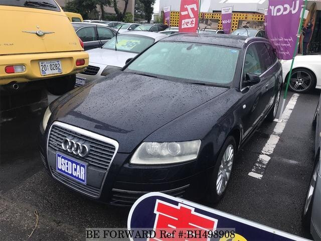 Used 2007 AUDI A6 BH498908 for Sale
