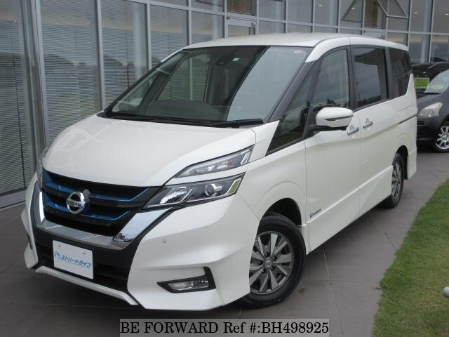 Used 2018 NISSAN SERENA BH498925 for Sale