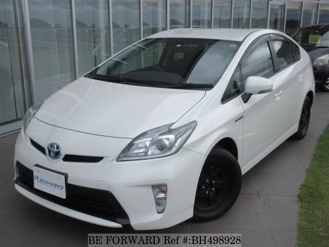 Used 2013 TOYOTA PRIUS BH498928 for Sale