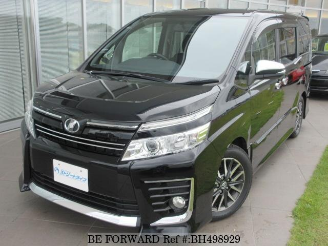 Used 2015 TOYOTA VOXY BH498929 for Sale