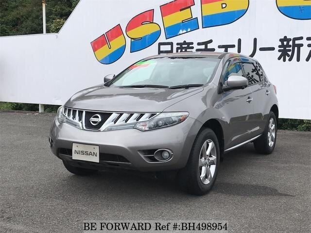 Used 2009 NISSAN MURANO BH498954 for Sale