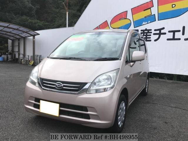 Used 2010 DAIHATSU MOVE BH498955 for Sale