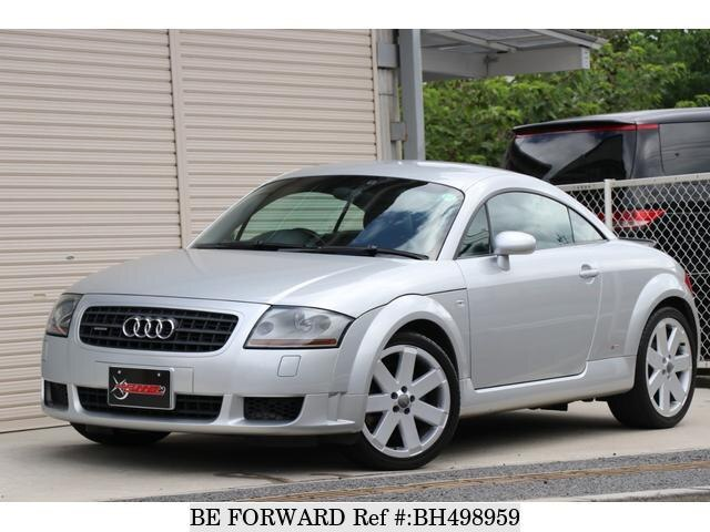 Used 2004 AUDI TT BH498959 for Sale