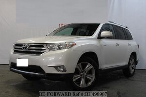 Used 2012 TOYOTA HIGHLANDER BH498987 for Sale