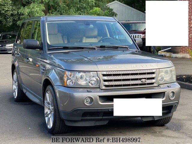 Used 2008 LAND ROVER RANGE ROVER SPORT BH498997 for Sale