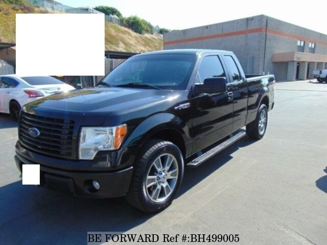 Used 2014 FORD F150 BH499005 for Sale