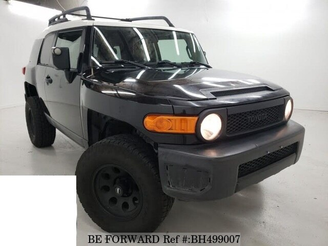 Used 2008 TOYOTA FJ CRUISER BH499007 for Sale