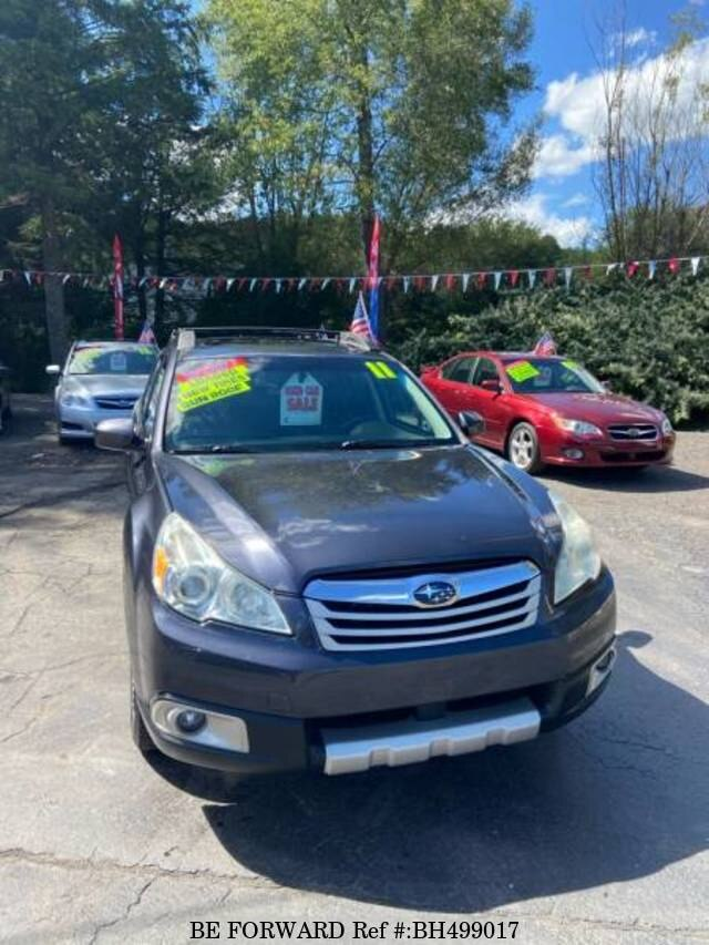 Used 2011 SUBARU OUTBACK BH499017 for Sale