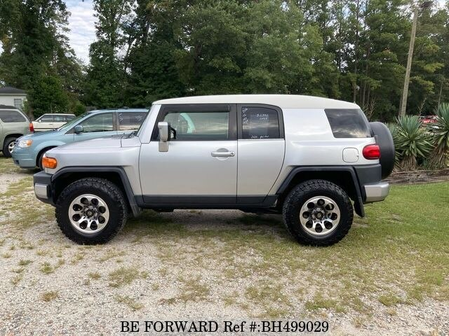 Used 2007 TOYOTA FJ CRUISER BH499029 for Sale