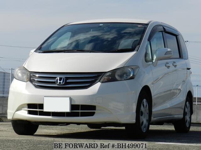 Used 2008 HONDA FREED BH499071 for Sale