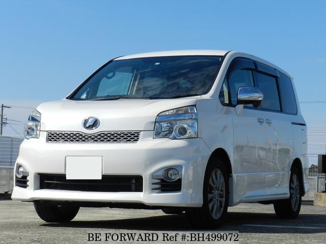 Used 2012 TOYOTA VOXY BH499072 for Sale