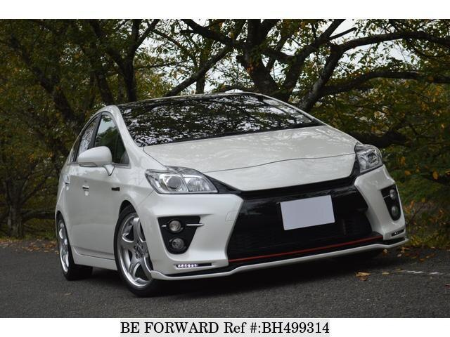 Used 2010 TOYOTA PRIUS BH499314 for Sale
