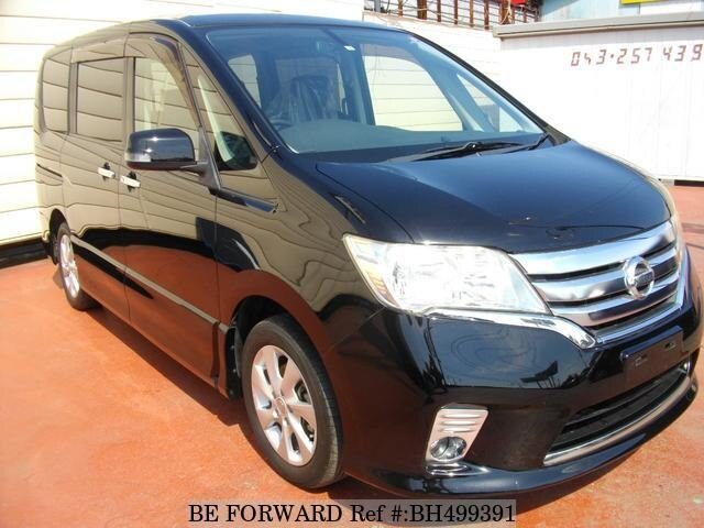 Used 2011 NISSAN SERENA BH499391 for Sale