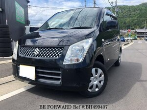 Used 2012 SUZUKI WAGON R BH499407 for Sale