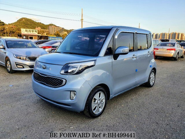Used 2014 KIA RAY BH499441 for Sale