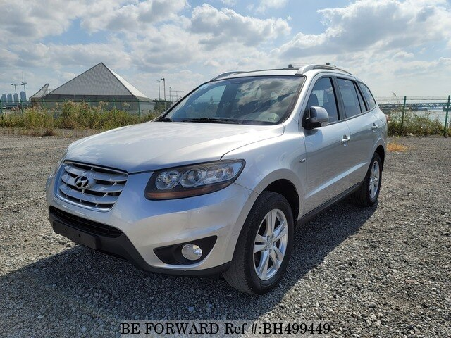 Used 2010 HYUNDAI SANTA FE BH499449 for Sale