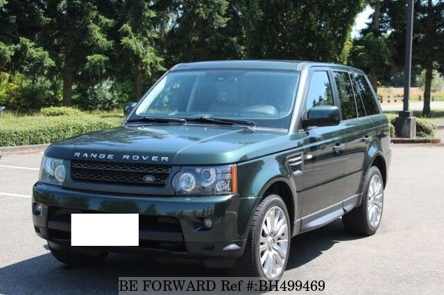 Used 2010 LAND ROVER RANGE ROVER SPORT BH499469 for Sale