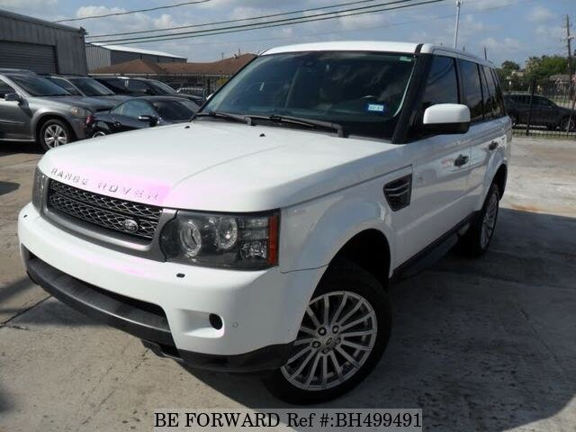 Used 2011 LAND ROVER RANGE ROVER SPORT BH499491 for Sale
