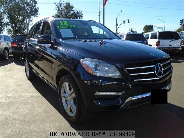 Used 2012 MERCEDES-BENZ M-CLASS BH499499 for Sale