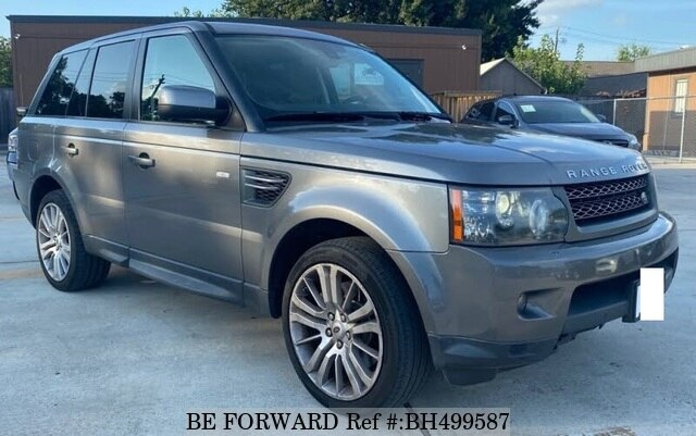 Used 2011 LAND ROVER RANGE ROVER SPORT BH499587 for Sale