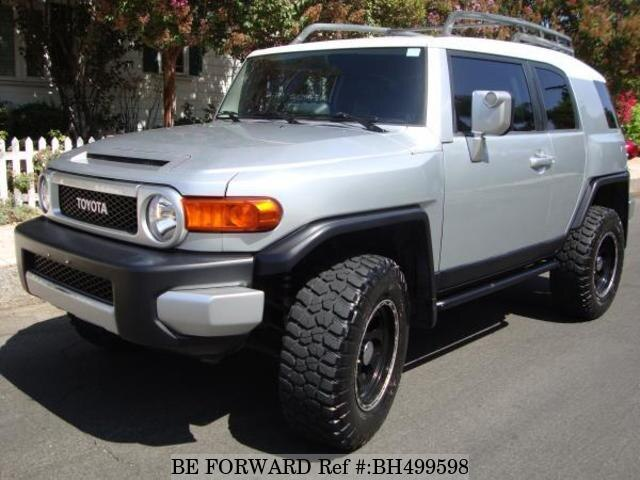 Used 2007 TOYOTA FJ CRUISER BH499598 for Sale