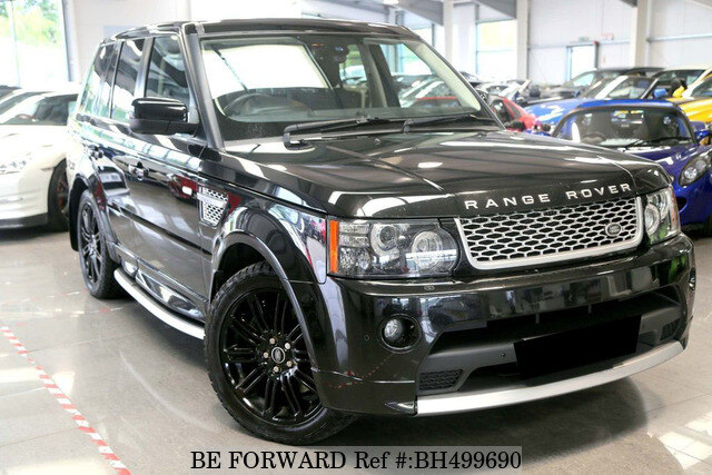 Used 2012 LAND ROVER RANGE ROVER SPORT BH499690 for Sale