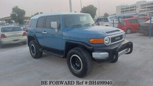 Used 2016 TOYOTA FJ CRUISER BH499940 for Sale