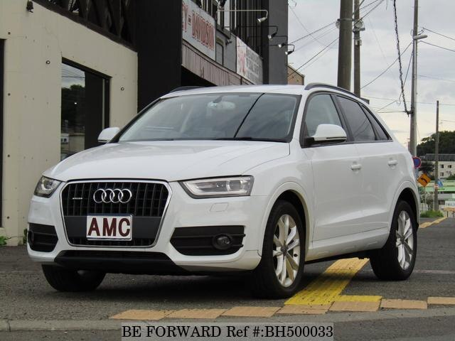 Used 2012 AUDI Q3 BH500033 for Sale