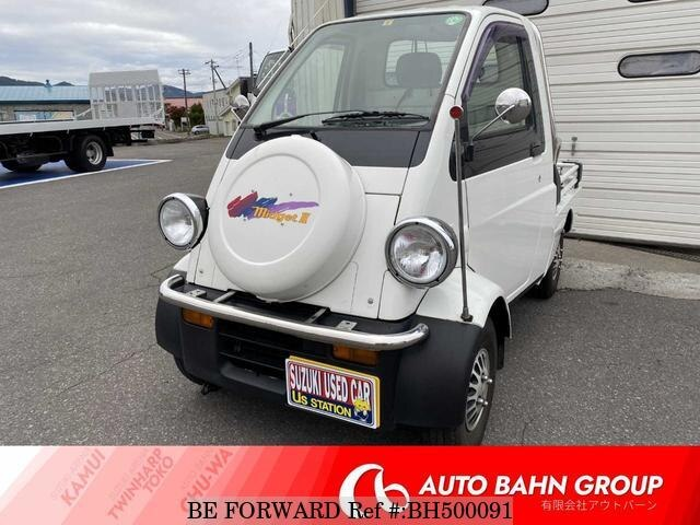 Used 1996 DAIHATSU MIDGETII BH500091 for Sale
