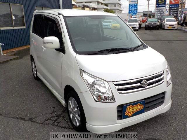 Used 2009 SUZUKI WAGON R BH500092 for Sale